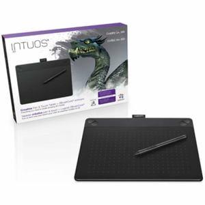 ワコム CTH-690/K2 ペンタブレット 「Intuos3D」 ブラック