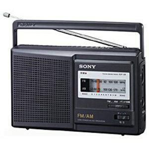 SONY ソニー ラジオ  ICF-29 B ICF29