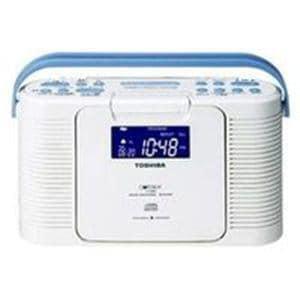 東芝 TY-CDB5(W) 防水CDクロックラジオ CUTEBEAT