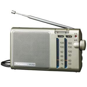 Panasonic ラジオ RF-U150A-S