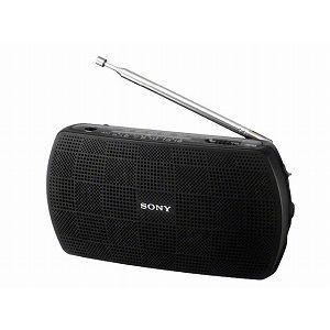 SONY ステレオポータブルラジオ SRF-18 (B)
