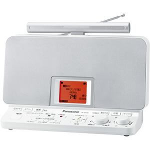 Panasonic ラジオレコーダー RF-DR100W