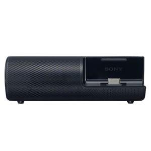 ソニー RDP-NWT19-B ウォークマン用ポータブルドックスピーカー ブラック