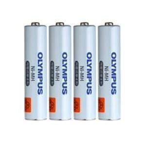 OLYMPUS 単4形ニッケル水素充電池パック(4本組) BR404