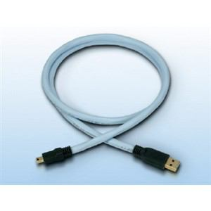 サエク USBケーブル(1.0m) SUPRA USB2.0 MINIB 1.0