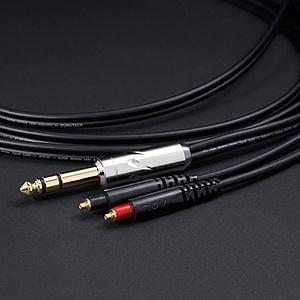 フルテック SHURE SRH1840/1440用ヘッドホンリケーブル 1.3m IHP-35ML/1.3