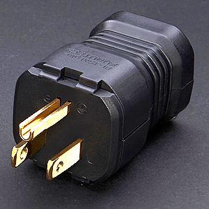 フルテック インレットプラグ/24k金メッキ FI15M-PLUS-G