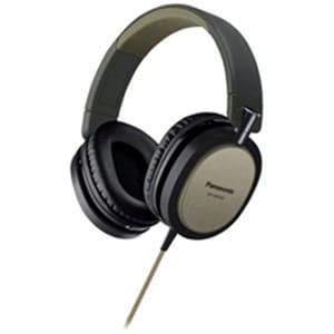 Panasonic サラウンドヘッドホン (ゴールド) RP-HX550-N