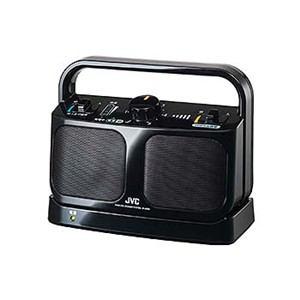 JVC テレビ用ワイヤレススピーカーシステム 「みみ楽」 ブラック SP-A850-B