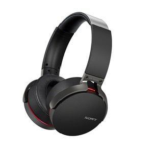 SONY Bluetooth対応ヘッドホン 1.2mコード ブラック MDR-XB950BT-B