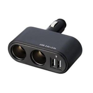 星光産業 USB&バーチカルソケット EM-129