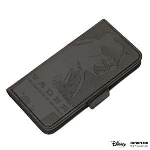 PGA iPod touch(第5世代)用 フリップカバー ダースベイダー PG-IT5DF06DV