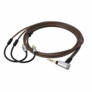 オーディオテクニカ HDC313A/1.2 ヘッドホン用着脱ケーブル(インナーイヤー用) 1.2m