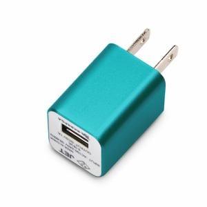 PGA WALKMAN,Smartphone用 USB電源アダプタ 1A ブルー PG-WAC10A04BL