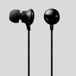 エレコム EHP-R/CC1000ABK ハイレゾ音源対応ヘッドホン 「Colors」 ブラック