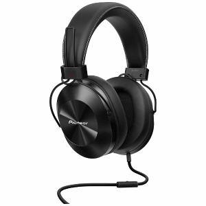 パイオニア SE-MS5T-K 【ハイレゾ音源対応】ヘッドホン ブラック
