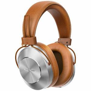パイオニア SE-MS7BT-T 【ハイレゾ音源対応】ダイナミック密閉型Bluetoothヘッドホン ブラウン