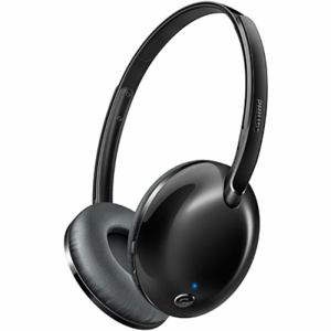 フィリップス SHB4405BK Bluetoothオンイヤーヘッドホン ブラック