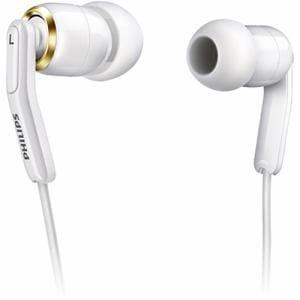 フィリップス SHE9730WT 【ハイレゾ音源対応】 インイヤーヘッドフォン ホワイト