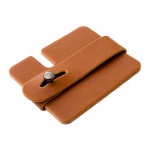 ミヨシ AAC-IH02/BR コードホルダー カードタイプ ブラウン
