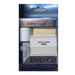 ナガオカ DVD/CDディスククリーナ CL30K/2