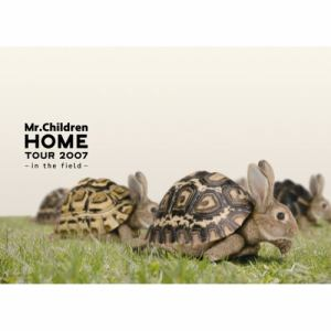 "<DVD> ミスター・チルドレン / Mr.Children""HOME""TOUR 2007~in the field~"