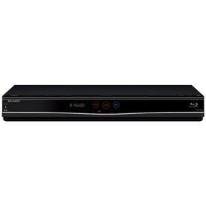 SHARP AQUOS 500GB HDD内蔵ブルーレイレコーダー BD-S560