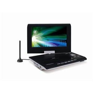 EAST 9型フルセグTV対応ポータブルDVDプレーヤー DVD-F914