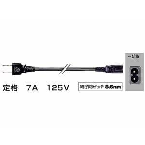 ビクター 電源コード CN325B