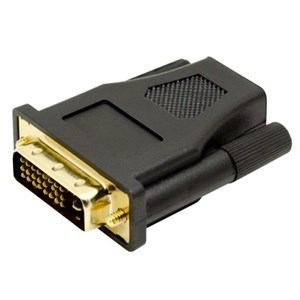 ミヨシ HDMI-DVI変換アダプタ ブラック HDA-DV-BK