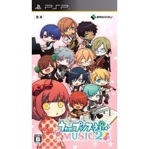 ブロッコリー うたの☆プリンスさまっ♪MUSIC2 通常版 PSP ULJM-06292