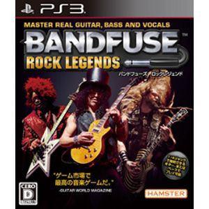 ハムスター 【PS3】 BandFuse: Rock Legends BLJM-61137