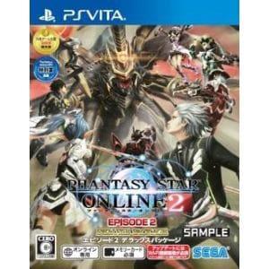セガゲームス ファンタシースターオンライン2 エピソード2 デラックスパッケージ PS Vita版 VLJM35091