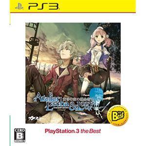 ガスト PS3 エスカ&ロジーのアトリエ -黄昏の空の錬金術士- 通常版 PS3 The Best BLJM-55073