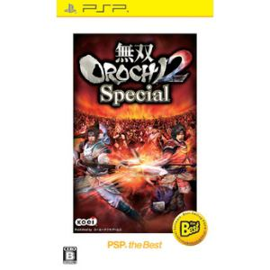 コーエー 無双OROCHI 2 Special PSP the Best ULJM-08071