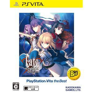 角川ゲームス Fate/stay night [Realta Nua] PlayStation Vita the Best VLJM-65003