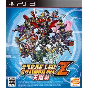 バンダイナムコエンターテインメント 第3次スーパーロボット大戦Z 天獄篇 【PS3】 BLJS-10299