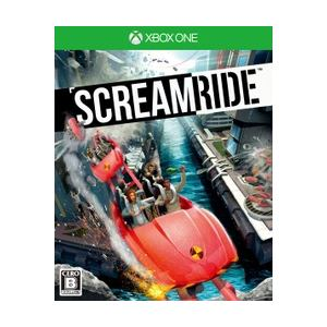 マイクロソフト ScreamRide Xbox One U9X-00008
