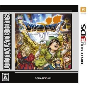 スクウェア ULTIMATE HITSドラゴンクエストVII エデンの戦士たち【3DS】 CTR-2-AD7J