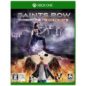 スパイク・チュンソフト Xbox One セインツロウ IV リエレクテッド KF3-00001