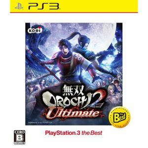 コーエー 無双OROCHI2 Ultimate PlayStation 3 the Best BLJM-55082