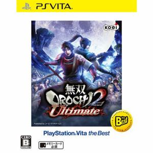 コーエー 無双OROCHI2 Ultimate PlayStationVita the Best VLJM-65006