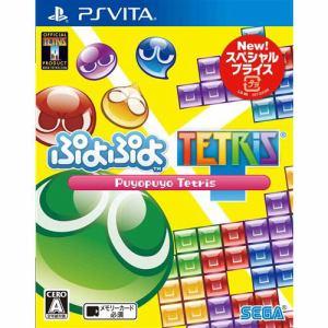セガ ぷよぷよテトリス スペシャルプライス PS Vita VLJM-30164