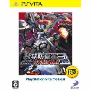 ディースリー・パブリッシャー 地球防衛軍3 PORTABLE PlayStation Vita the Best VLJS-50012
