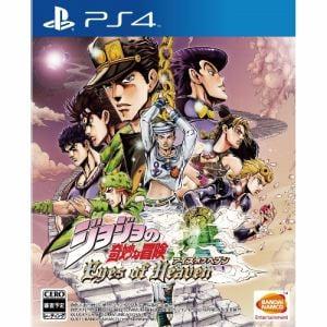 バンダイナムコ ジョジョの奇妙な冒険 アイズオブヘブン PS4 PLJS-70029