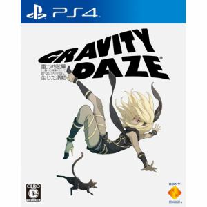 SONY GRAVITY DAZE/重力的眩暈:上層への帰還において、彼女の内宇宙に生じた摂動 PCJS-50004