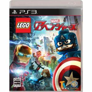 ワーナー LEGO(R)マーベル アベンジャーズ PS3
