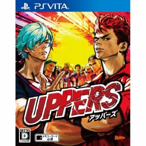 マーベラス UPPERS(アッパーズ)PS Vita VLJM-30172