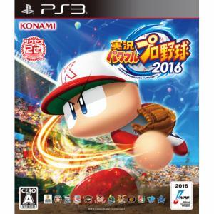 コナミ 実況パワフルプロ野球2016 PS3版 VT081-J1