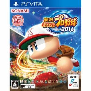 コナミ 実況パワフルプロ野球2016 PS Vita版 VN017-J1